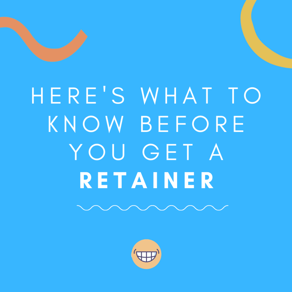 Getting Started with Retainers After finishing your orthodontic treatment in Singapore