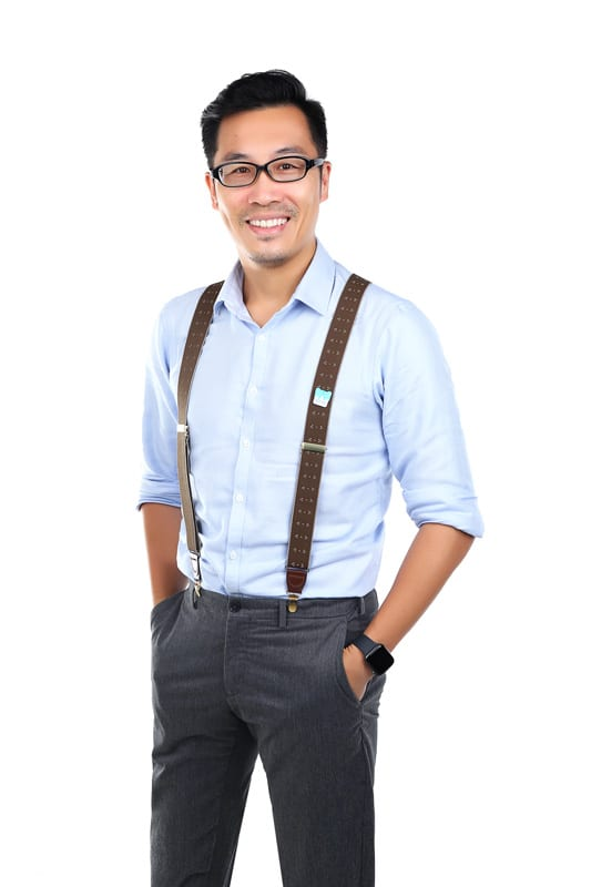 Dr Marcel Fung profile picture | NoFrills Dental