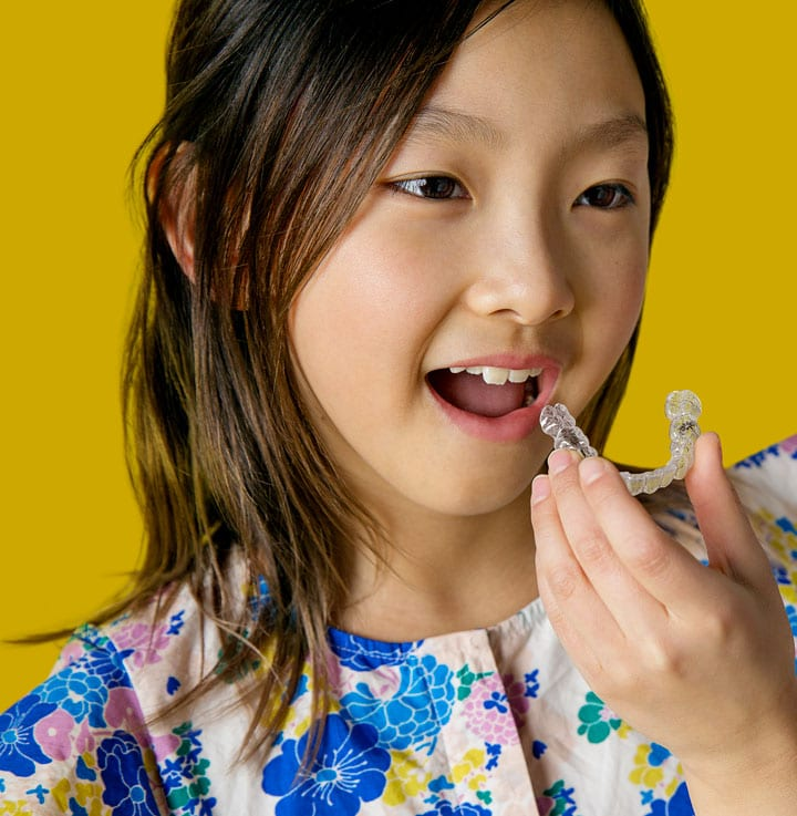 Invisalign first | invisalign for children and younger kids