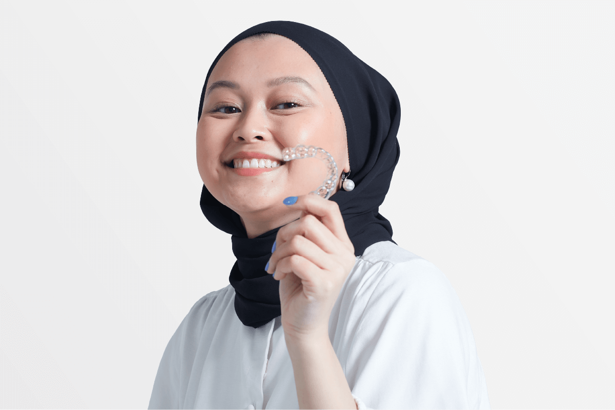Comfortable clear aligners