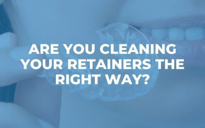 How to Clean Retainers: For Removable and Permanent Retainers